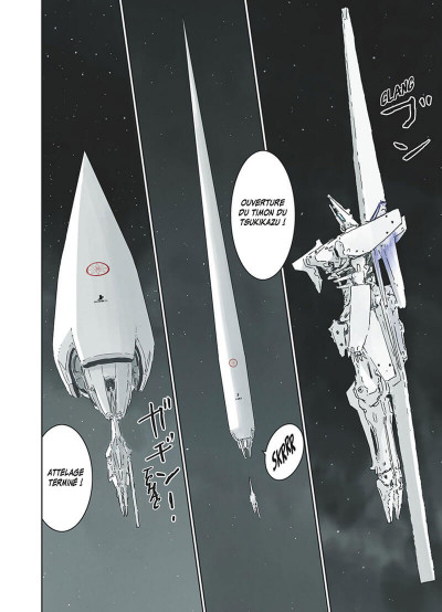 Page 5 Knights of sidonia tome 15