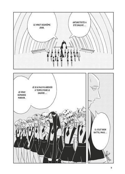 Page 9 L'ère des cristaux tome 4