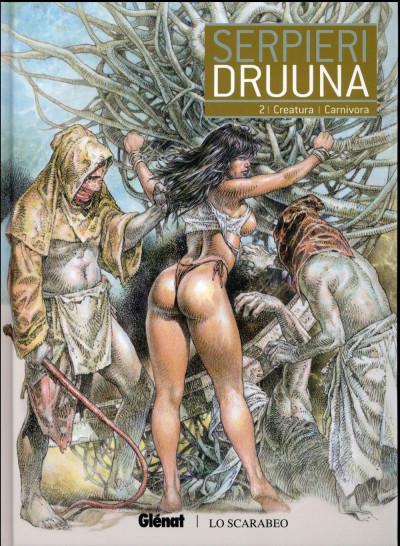 Couverture Druuna tome 2