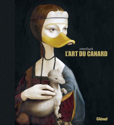 Couverture L'art du canard