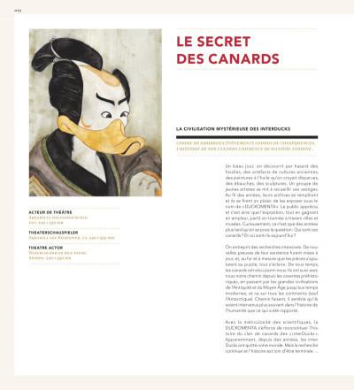 Page 1 L'art du canard