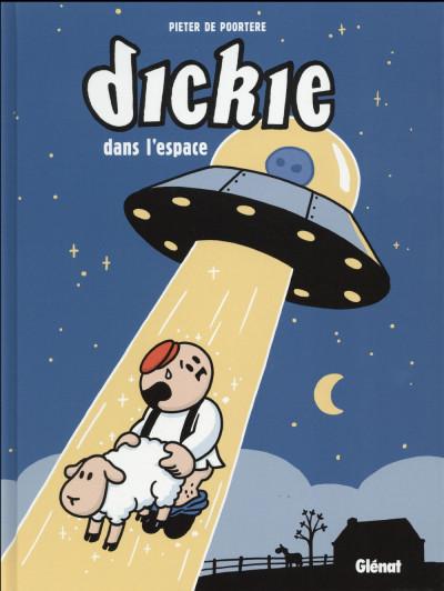 Couverture Dickie dans l'espace