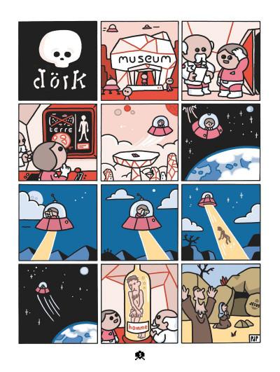 Page 3 Dickie dans l'espace