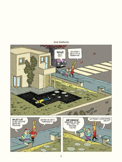 Page 4 Le corps à l'ombre