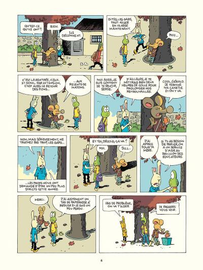 Page 7 Le corps à l'ombre