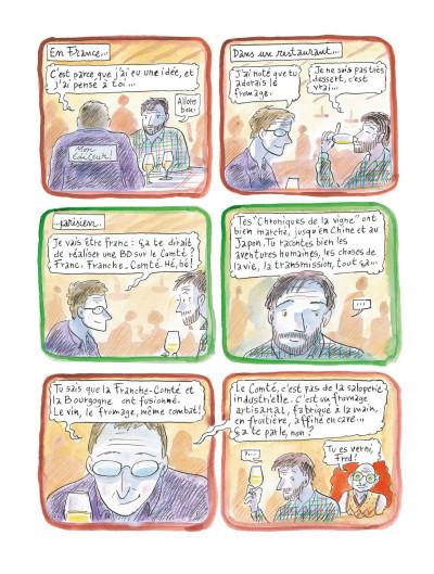 Page 2 Chroniques de la fruitière