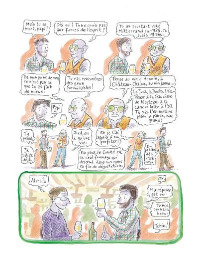 Page 3 Chroniques de la fruitière