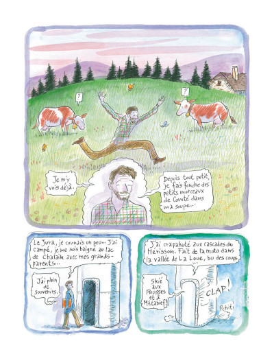 Page 4 Chroniques de la fruitière