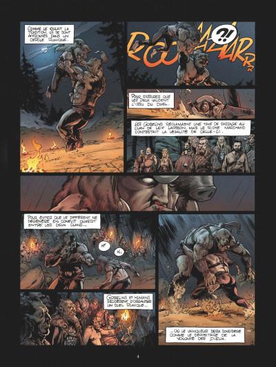 Page 2 Le chant des runes tome 2