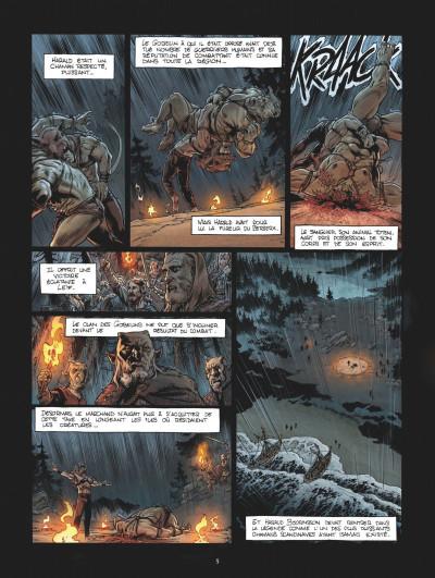 Page 3 Le chant des runes tome 2