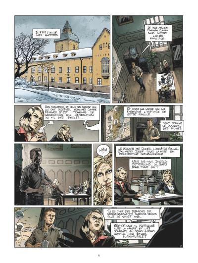 Page 4 Le chant des runes tome 2
