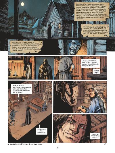 Page 1 Le prince de la nuit tome 8
