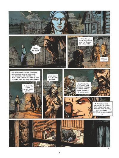 Page 3 Le prince de la nuit tome 8