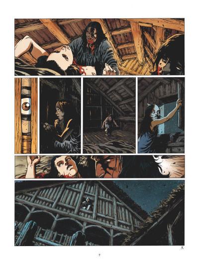 Page 4 Le prince de la nuit tome 8