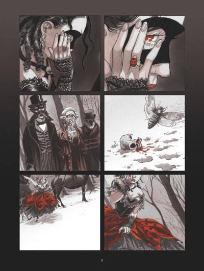Page 3 Sambre tome 8