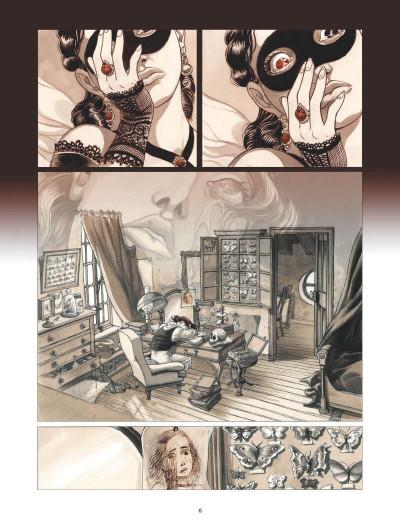 Page 4 Sambre tome 8
