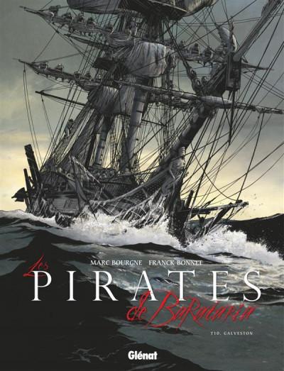 Couverture Les pirates de Barataria tome 10