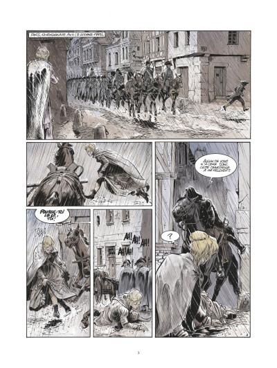 Page 1 Les pirates de Barataria tome 10