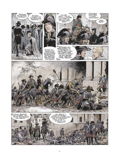 Page 2 Les pirates de Barataria tome 10