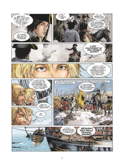 Page 3 Les pirates de Barataria tome 10