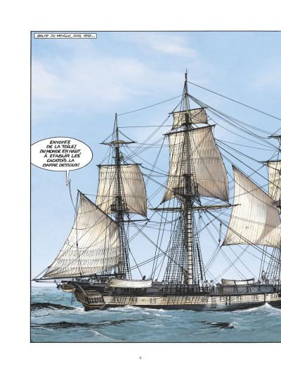 Page 4 Les pirates de Barataria tome 10