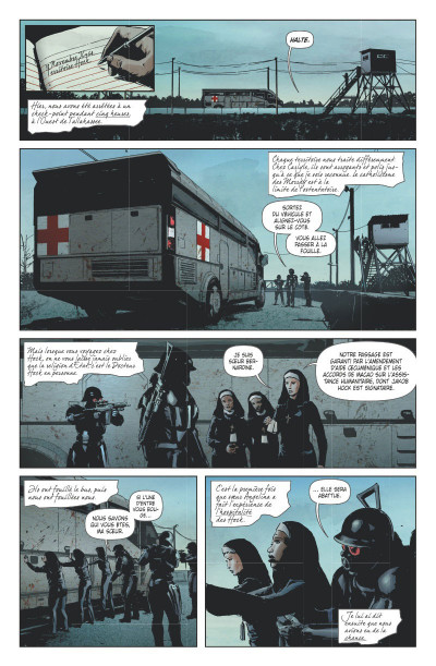 Page 1 Lazarus tome 4
