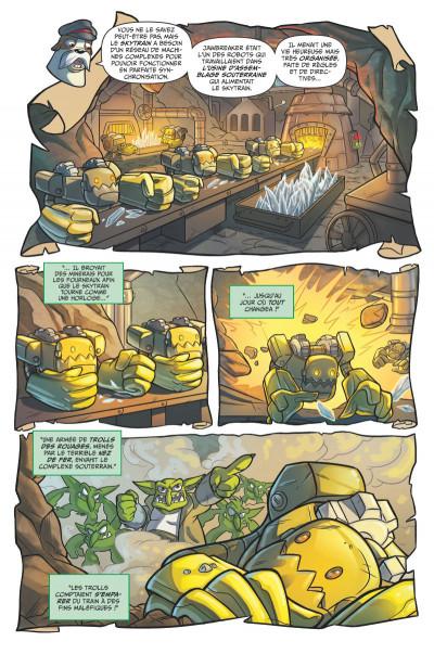 Page 2 Skylanders tome 4
