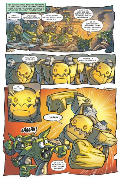 Page 3 Skylanders tome 4