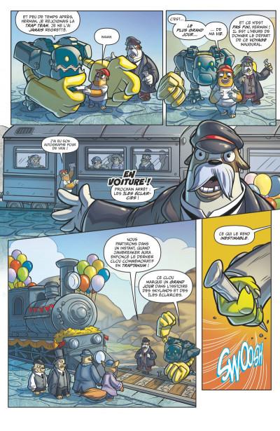 Page 4 Skylanders tome 4