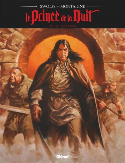Couverture Le prince de la nuit tome 9