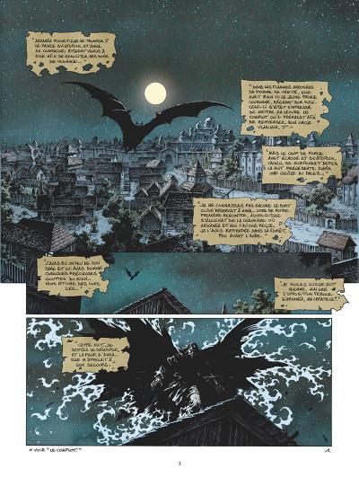 Page 4 Le prince de la nuit tome 9