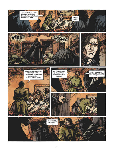 Page 7 Le prince de la nuit tome 9