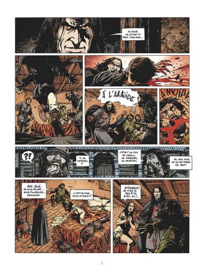 Page 8 Le prince de la nuit tome 9