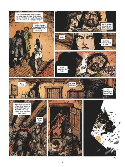 Page 9 Le prince de la nuit tome 9