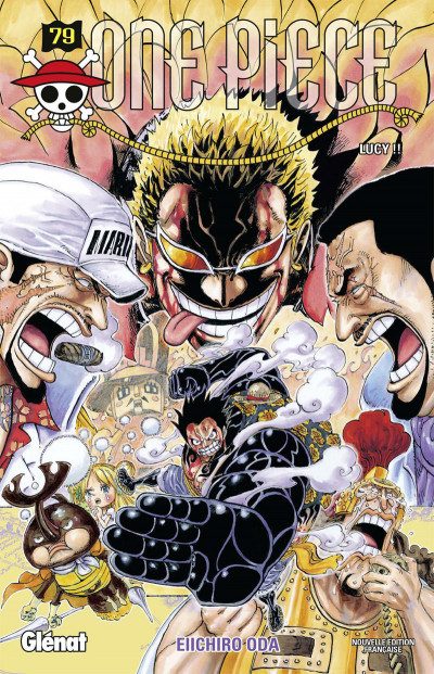Couverture One piece tome 79