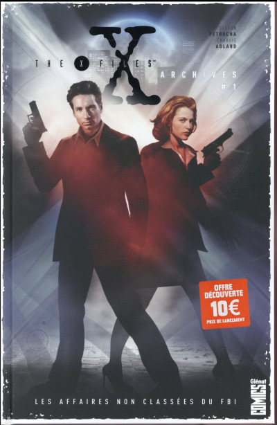 image de The x-files archives tome 1 - Les affaires non classées du FBI