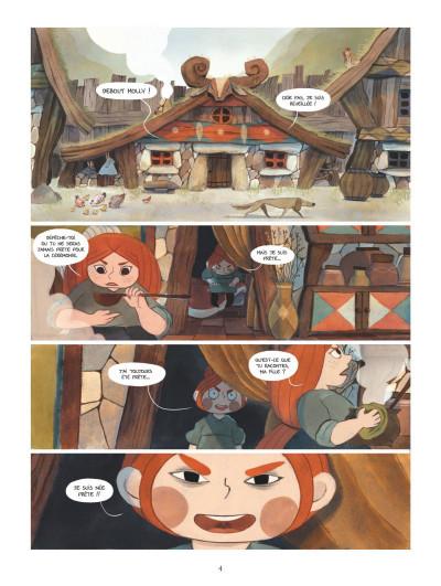 Page 2 Bergères guerrières tome 1