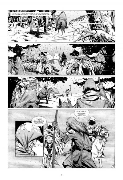 Page 1 Éternel hiver