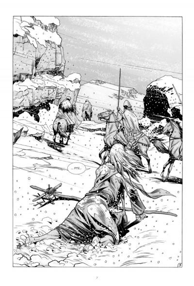 Page 3 Éternel hiver
