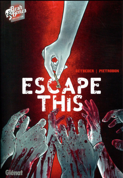 Couverture Escape this