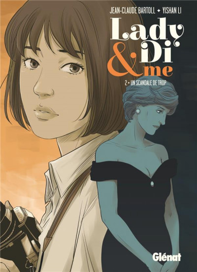 Couverture Lady Di & me tome 2