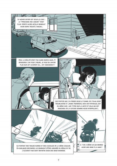 Page 3 Lady Di & me tome 2
