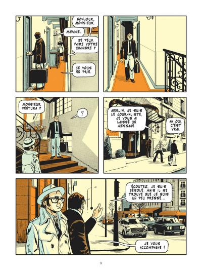 Page 4 Lino Ventura - Et l'oeil de verre