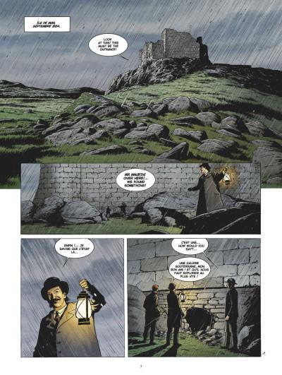 Page 1 Les maîtres-saintiers tome 3