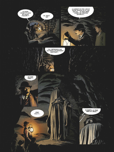 Page 2 Les maîtres-saintiers tome 3