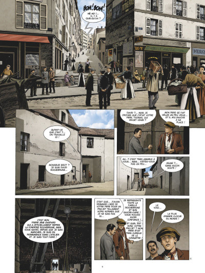 Page 4 Les maîtres-saintiers tome 3