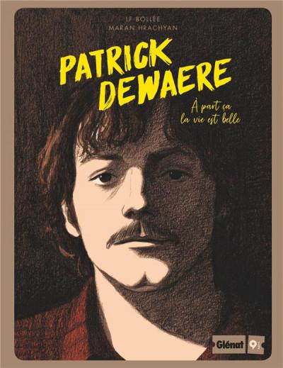 Couverture Patrick Dewaere