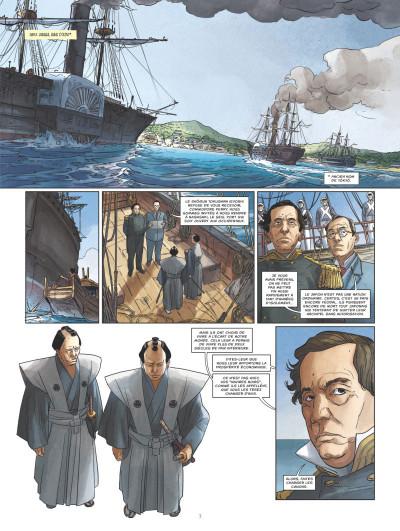 Page 1 L'empereur Meiji