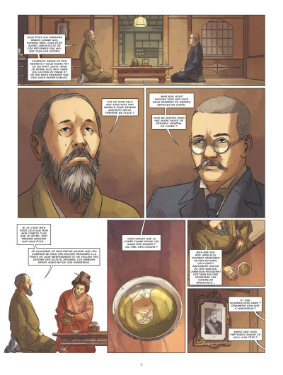 Page 4 L'empereur Meiji