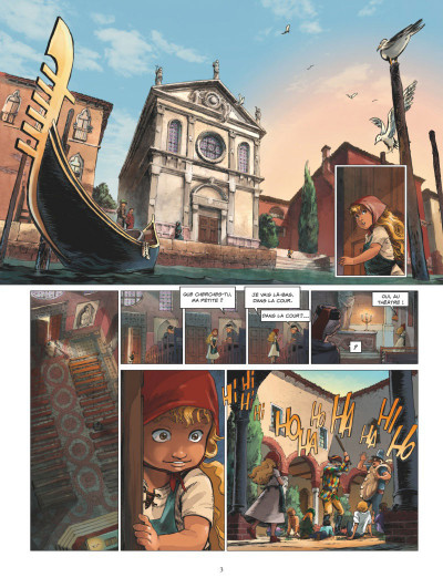 Page 1 L'art du crime tome 8